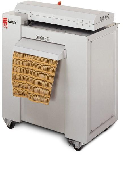 Füllmaterial Shredder PacMaster