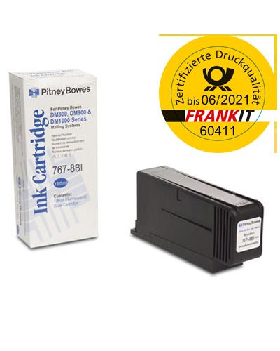 Tintenpatrone für DM800 - 1000