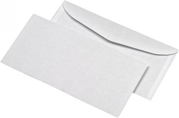 Kuvertierhüllen DIN C6/5 (DIN lang) ohne Fenster