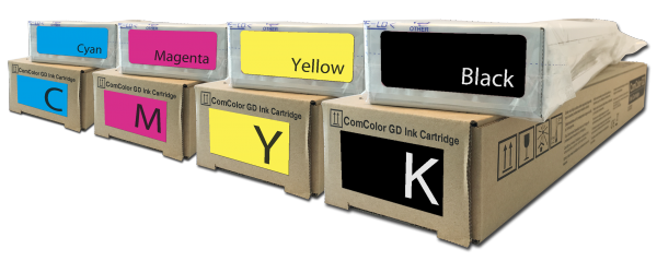 ComColor GD Ink Catridge - CMYK