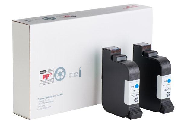 Tintenkartuschen-Set M für PostBase