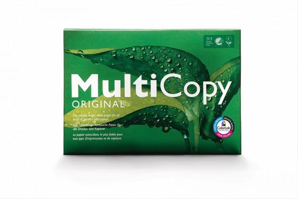 "500 Blatt ""MultiCopy""-Kopierpapier DIN A4, 80g/m² von Papyrus"
