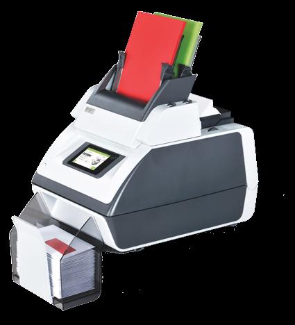 Kuvertiermaschine FPI 700 2s