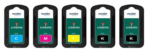 5er- Vorteilspack Lomond Tintenpatronen