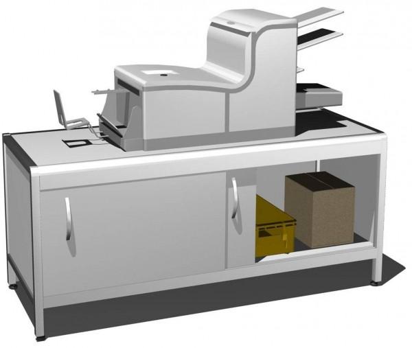 Kuvertiermaschinen-Unterschränke