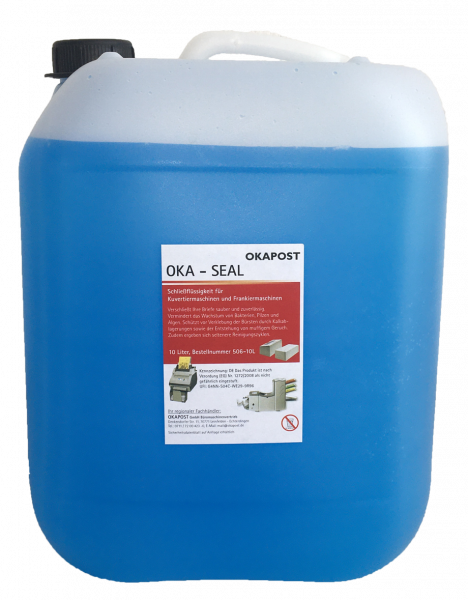 Schließflüssigkeit OKA SEAL 10 Liter